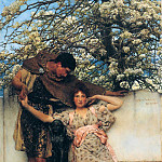 Lawrence Alma-Tadema - Promise of spring