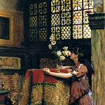 In My Studio, Lawrence Alma-Tadema