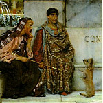 Lawrence Alma-Tadema - In the Time of Constantine