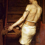 The Roman Potter, Lawrence Alma-Tadema
