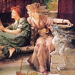 Comparisons , Lawrence Alma-Tadema
