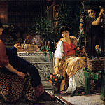 Preparations for the Festivities, Lawrence Alma-Tadema