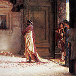 Lawrence Alma-Tadema - Caracalla