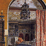 Lawrence Alma-Tadema - The Drawing Room at Townshend House