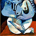 Pablo Picasso (1881-1973) Period of creation: 1962-1973 - 1970 LРtreinte 2