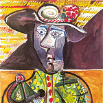 1970 Le matador 2, Pablo Picasso (1881-1973) Period of creation: 1962-1973