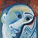Pablo Picasso (1881-1973) Period of creation: 1962-1973
