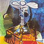 1970 Le matador 1, Pablo Picasso (1881-1973) Period of creation: 1962-1973