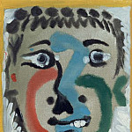 Pablo Picasso (1881-1973) Period of creation: 1962-1973 - 1964 TИte de garЗon