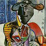 1970 Le matador, Pablo Picasso (1881-1973) Period of creation: 1962-1973