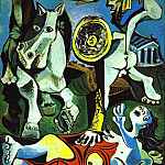 1963 L enlКvement des Sabines, Pablo Picasso (1881-1973) Period of creation: 1962-1973
