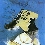 Pablo Picasso (1881-1973) Period of creation: 1962-1973 - 1965 La pisseuse