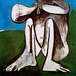 Pablo Picasso (1881-1973) Period of creation: 1962-1973 - 1962 Joueur de flЦte