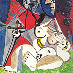 1970 Le matador et femme nue 2, Pablo Picasso (1881-1973) Period of creation: 1962-1973