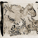 1963 La pique, Pablo Picasso (1881-1973) Period of creation: 1962-1973