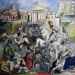 1962 LenlКvement des Sabines, Pablo Picasso (1881-1973) Period of creation: 1962-1973