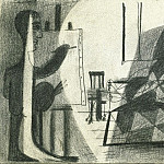 Pablo Picasso (1881-1973) Period of creation: 1962-1973 - 1963 Latelier- le peintre et son modКle III