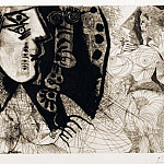 1972 Suite 156 L155, Pablo Picasso (1881-1973) Period of creation: 1962-1973