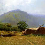 Afonin Alexander - Morning in the Zhiguli Mountains