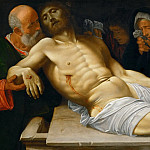 Kunsthistorisches Museum - Giovanni Girolamo Savoldo (c. 1480-after 1548) -- Lamentation