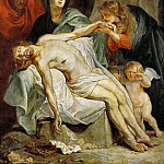Kunsthistorisches Museum - Anthony van Dyck -- Lamentation (Deploration)