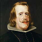 Diego Velázquez -- Portrait of Philip IV, King of Spain, Kunsthistorisches Museum