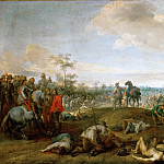 Peeter Snayers -- Field of Battle, Kunsthistorisches Museum