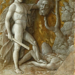 David with the head of Goliath, Andrea Mantegna