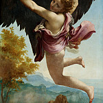 Kunsthistorisches Museum - Correggio -- Abduction of Ganymede