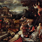 Kunsthistorisches Museum - Francesco Bassano II (1549-1592) -- Summer (June, July, and August)