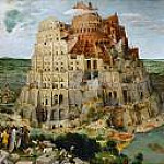 Kunsthistorisches Museum - Pieter Bruegel the Elder - The Tower of Babel