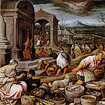 Leandro Bassano -- March, Kunsthistorisches Museum