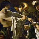 Kunsthistorisches Museum - Guercino (1591-1666) -- Return of the Prodigal Son