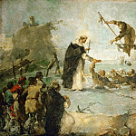 Kunsthistorisches Museum - Francesco Guardi - Miracle of a Dominicane Saint
