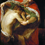 Return of the Prodigal Son, Pompeo Girolamo Batoni