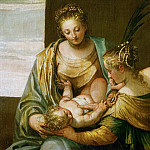 Kunsthistorisches Museum - Paolo Veronese -- Mystic Marriage of Saint Catherine