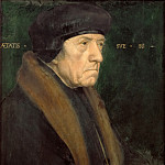 Kunsthistorisches Museum - Hans Holbein the Younger (1497 or 1498-1543) -- Dr. John Chambers
