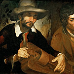 Kunsthistorisches Museum - Francisco Herrera the Elder (c. 1576-1656) -- Blind Organ-Grinder