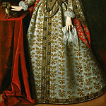 Justus Suttermans -- Eleonora Gonzaga in her wedding dress, Kunsthistorisches Museum