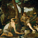 Kunsthistorisches Museum - Paolo Veronese -- Adam and Eve after the Expulsion from Paradise