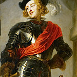 Kunsthistorisches Museum - Jan van den Hoecke (1611-1651) -- Cardinal-Infant Ferdinand (1609-1641) as Victor of the Battle of Nördlingen