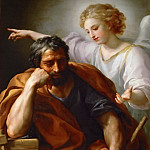 Anton Raphael Mengs -- Dream of Saint Joseph, Kunsthistorisches Museum