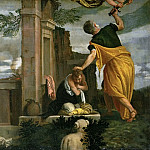 Kunsthistorisches Museum - Paolo Veronese -- Sacrifice of Isaac