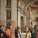 Jan van Scorel -- Presentation of the Christ Child in the Temple, Kunsthistorisches Museum
