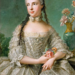 Princess Maria Isabella of Parma, Jean Marc Nattier