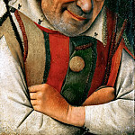 Kunsthistorisches Museum - Jean Fouquet - Gonella, the Court Dwarf of the Dukes of Ferrara
