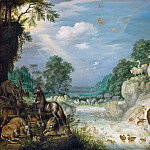Kunsthistorisches Museum - Roelandt Savery (1576-1639) -- Paradise