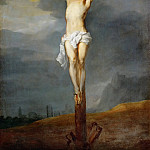 Kunsthistorisches Museum - Dyck,Anthonis van -- Crucifixion. 1628/30 Canvas, 133 x 101 cm Inv.502