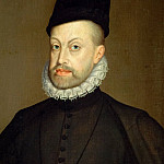 Philip II of Spain (), Sofonisba Anguissola