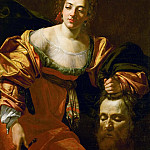 Kunsthistorisches Museum - Simon Vouet -- Judith with the head of Holofernes